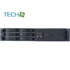 EDN-206H65 2U 6-Bay Hot-Swap Storage server