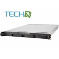 EDN-104H65 - 1U IDC 4x 3,5 Hot Swap Server Chassis