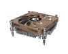ID-COOLING IS-20i Low-Profile CPU Cooler, Compatible with Intel LGA1150/1155/1156