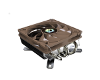 ID-Cooling IS-40 - 45 mm Low Profile High Performance CPU Cooler