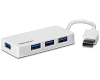 TRENDnet TU3-H4E - 4-Port USB 3.0 Mini Hub