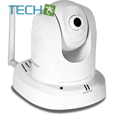 Trendnet TV-IP651W - Wireless PTZ Internet Camera