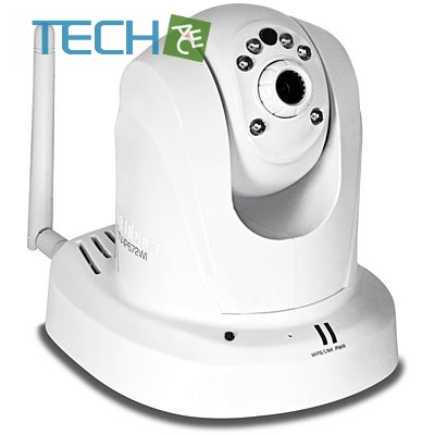 Trendnet TV-IP672WI - Megapixel Wireless Day / Night PTZ Internet Camera