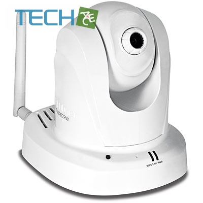 Trendnet TV-IP672W - Megapixel Wireless PTZ Internet Camera