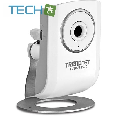 Trendnet TV-IP751WC Wireless Cloud Camera