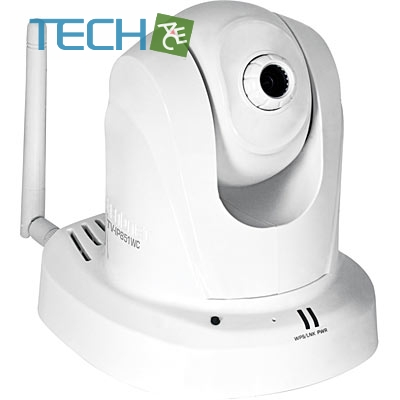 Trendnet TV-IP851WC - Wireless PTZ Cloud Camera