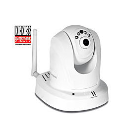 Trendnet TV-IP851WIC - Wireless Day / Night PTZ Cloud Camera
