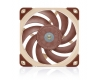 NF-A12x25 FLX - premium-quality quiet 120mm fan, brown